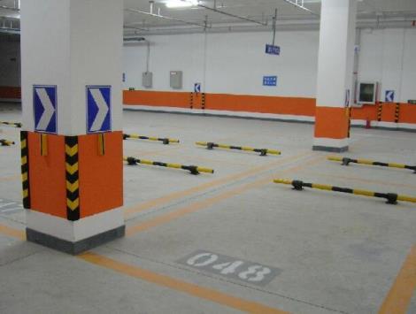 镇江停车场设施