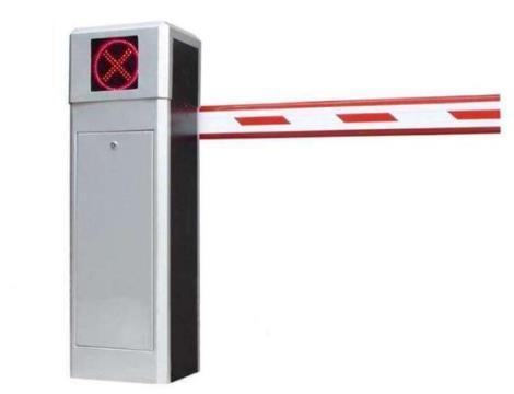 智能路闸机