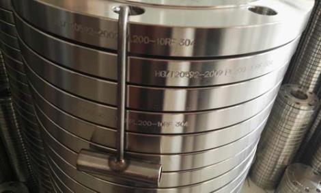 304材质不锈钢法兰盘