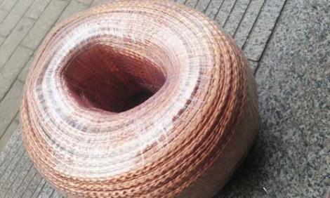 紫铜编织线经销批发