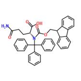 N-Fmoc-N'-三苯甲基-D-谷氨酰