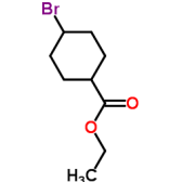 4-溴代环己基甲酸乙酯