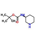 (S)-3-(Boc-氨基)哌啶