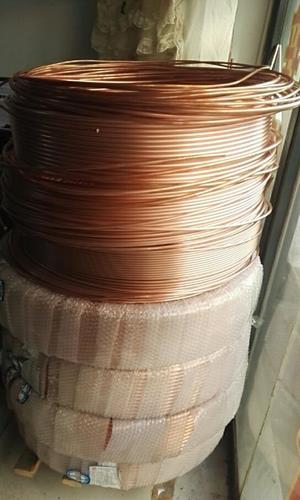 紫铜盘管销售商