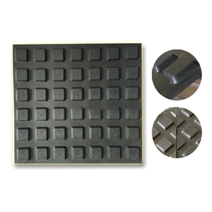 小方格橡胶板