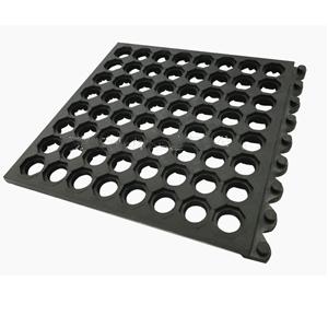 多孔垫橡胶板