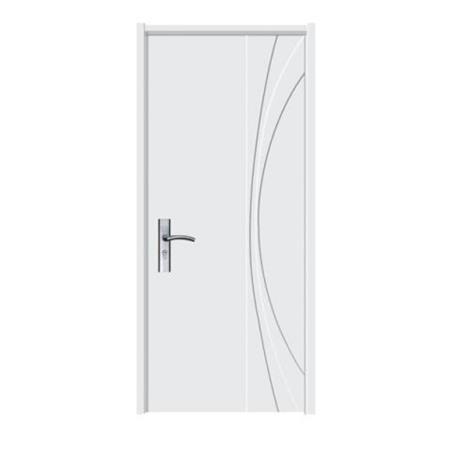 溧阳实木白漆门