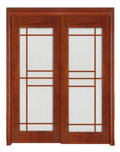 实木玻璃门供货商