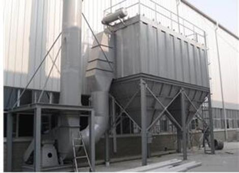 PPW系列气箱脉冲袋收尘器