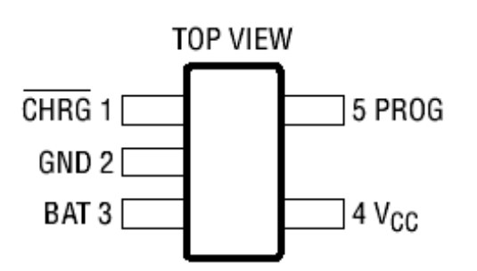 线性锂离子电池充电管理电路
