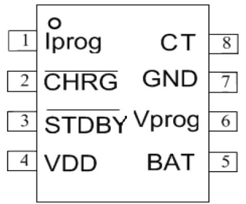 恒流|恒压线性锂离子电池充电管理电路