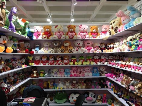 揚州毛絨玩具價格
