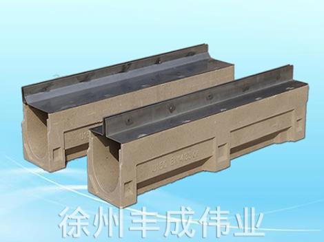 缝隙式排水槽生产厂家