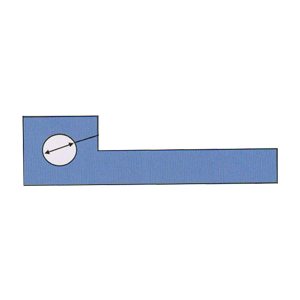 水闸橡胶密封件P2型