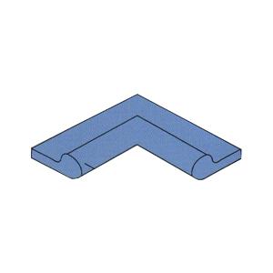 水闸橡胶密封件P4型