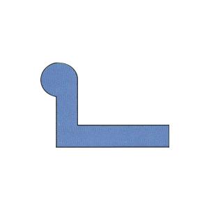 水闸橡胶密封件L1型