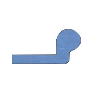 水闸橡胶密封件L4型