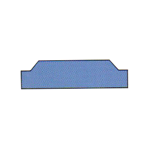 水闸橡胶密封件I8型