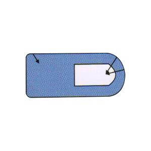 水闸橡胶密封件I12型