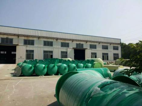 玻璃钢化粪池厂家