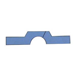 水闸橡胶密封件Ω3型