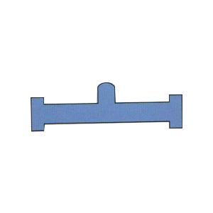 水闸橡胶密封件Ω4型