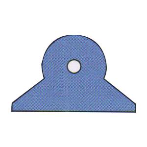 水闸橡胶密封件Ω5型