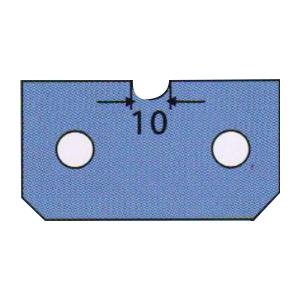 水闸橡胶密封件异1型