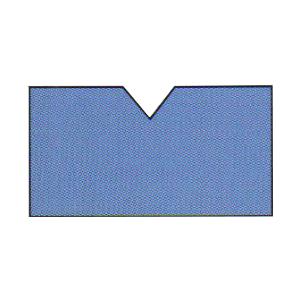 水闸橡胶密封件异2型