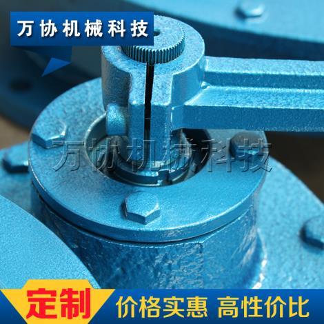 KGD耐磨陶瓷旋转进料阀