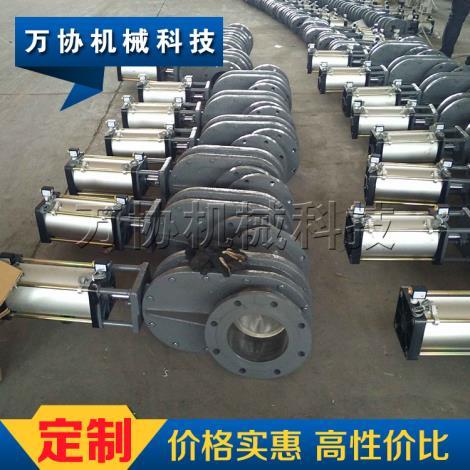 DN80KGD耐磨陶瓷出料阀