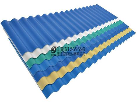pvc塑钢瓦生产制造