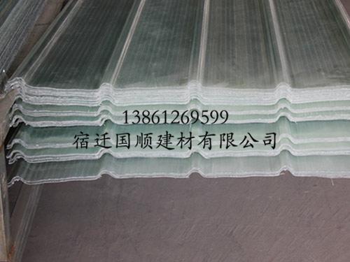 透明采光瓦生产制造