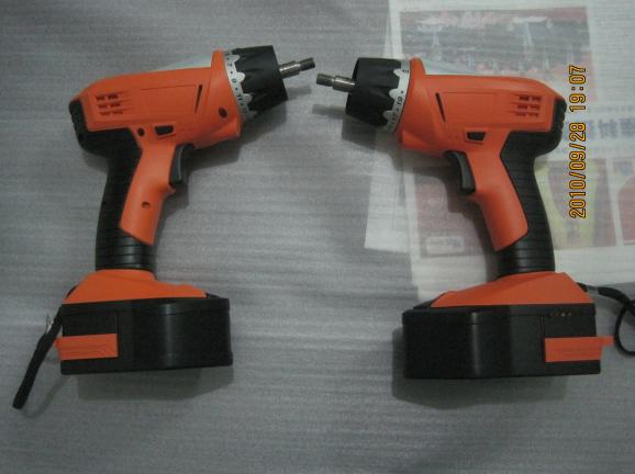 電動工具快成型