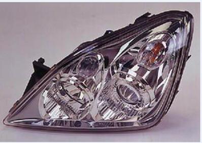 汽車車后燈手板模型