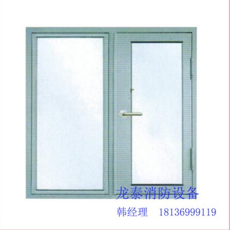 鋼質非隔熱防火窗定制