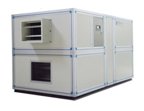 高效转轮式热回收机组