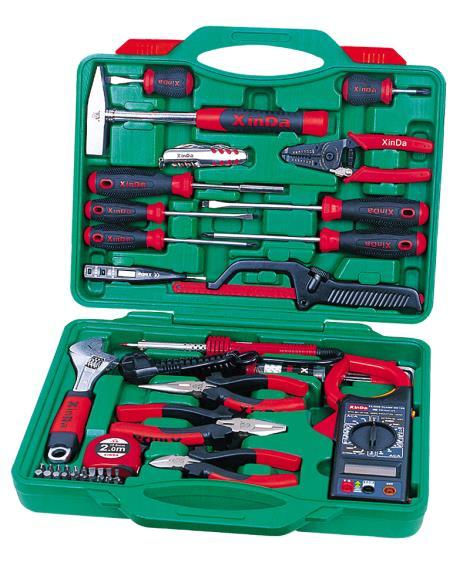 42PCS专业型电讯组合工具