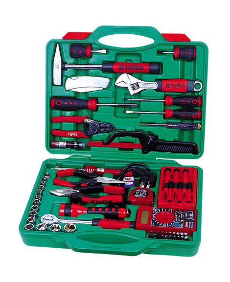 46PCS实用型电讯组合工具