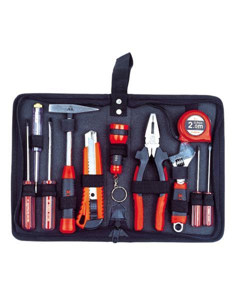 11PCS家用组合工具包