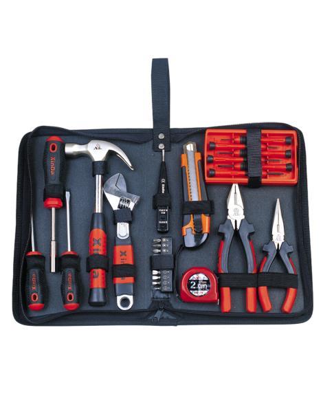 18PCS家用组合工具包