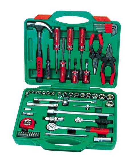56PCS机修组合工具
