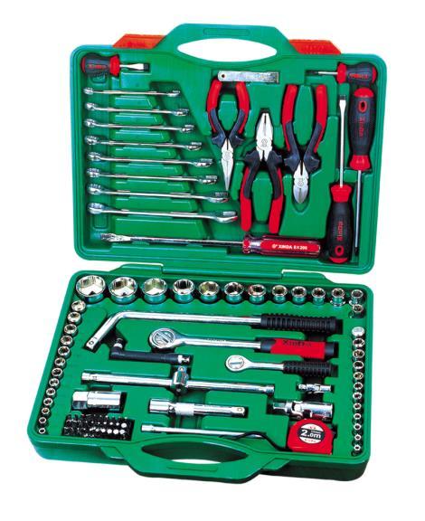 96PCS机修组合工具