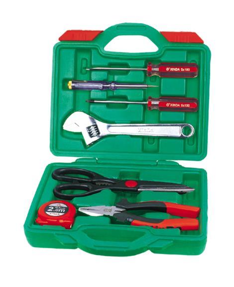 7PCS家用组合工具