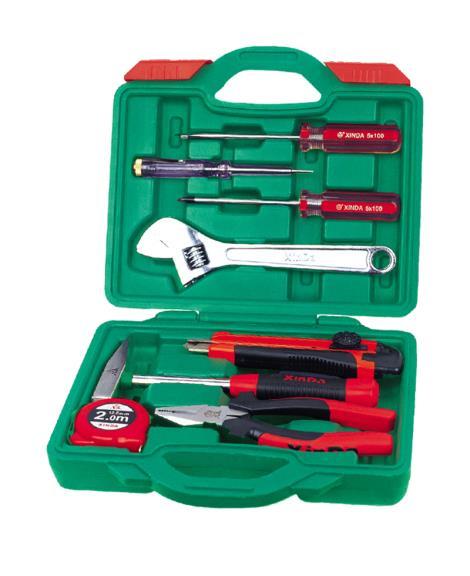 8PCS家用组合工具