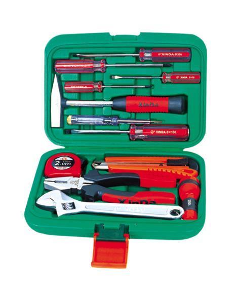 12PCS礼品型家用组合工具