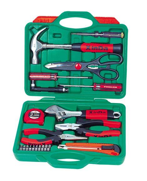 21PCS礼品型家用组合工具