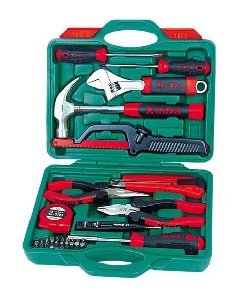 31PCS礼品型家用组合工具