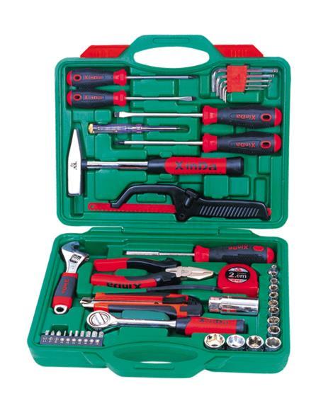 34PCS家用组合工具
