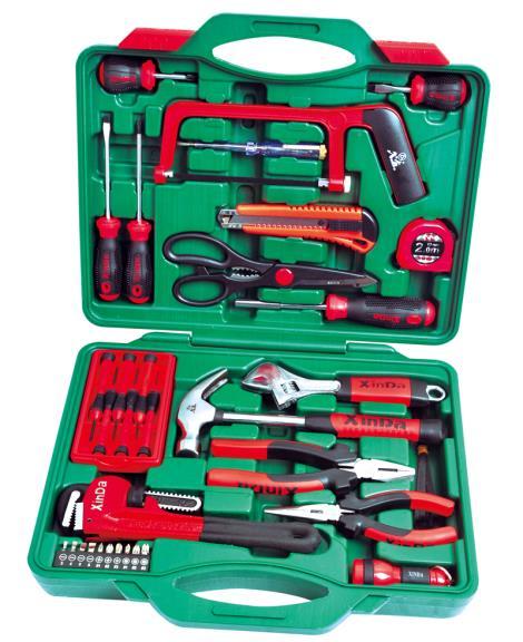 36PCS礼品型家用组合工具